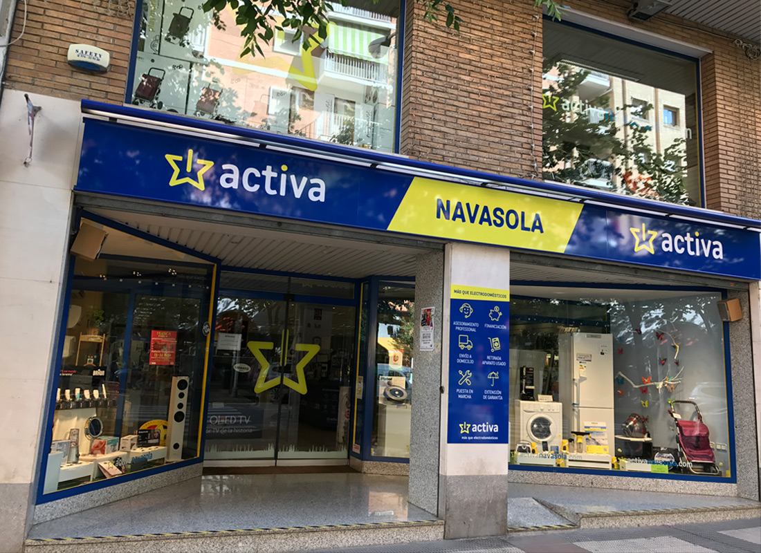 ACEAR. Activa Navasola, Huesca.