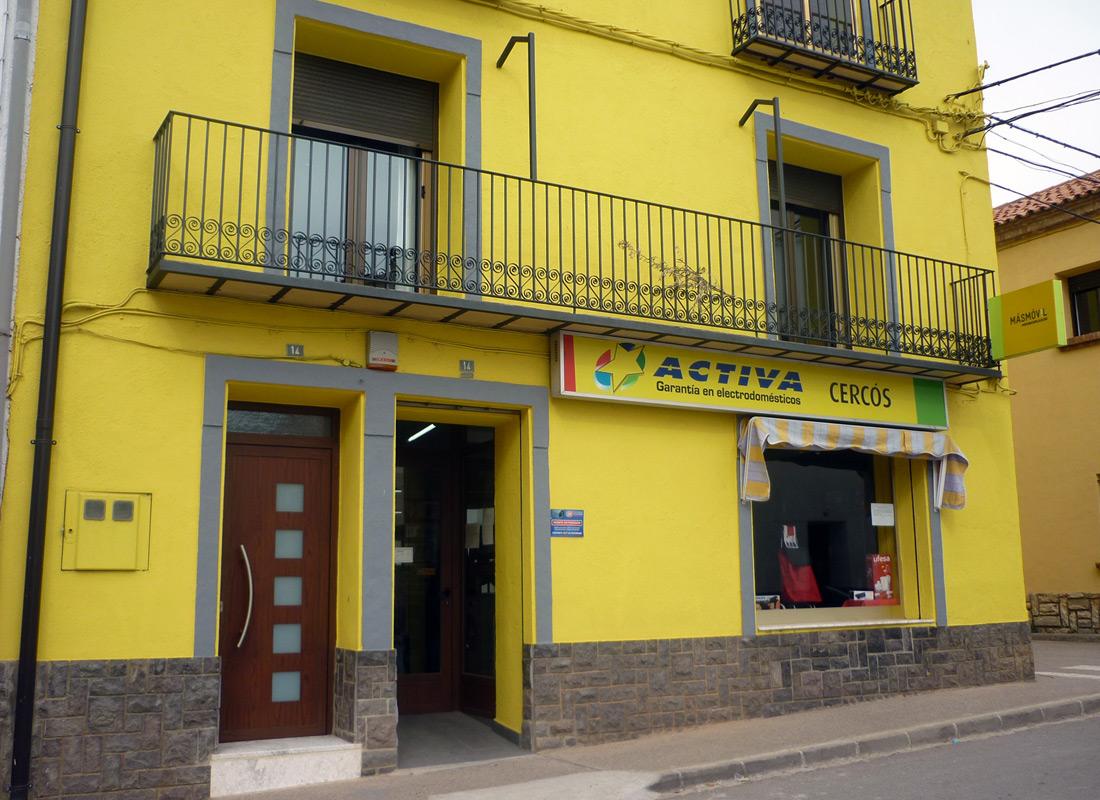 ACEAR. Cercos. Sarrión, Teruel.