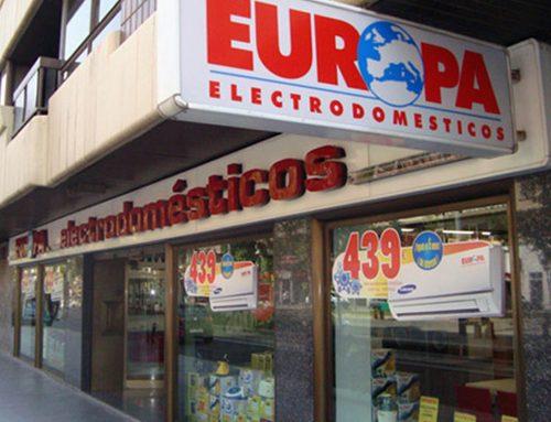 ELECTRODOMÉSTICOS EUROPA
