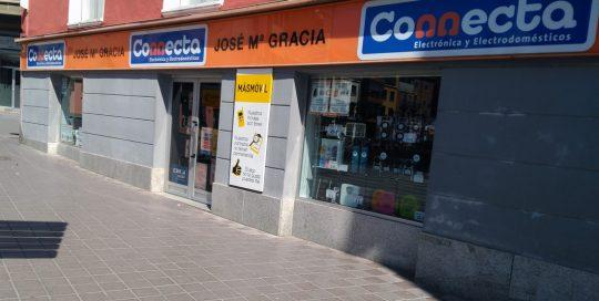 ACEAR. José María Gracia Electrodomésticos. Barbastro, Huesca.