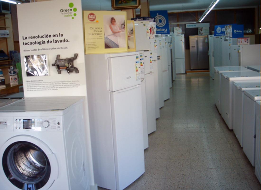 ACEAR. Electrodomésticos Melchor Celma. Tamarite de Litera, Huesca.