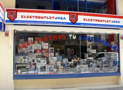 ACEAR. Electroutlet. Jaca, Huesca.