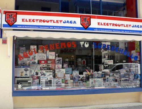 ELECTROUTLET JACA