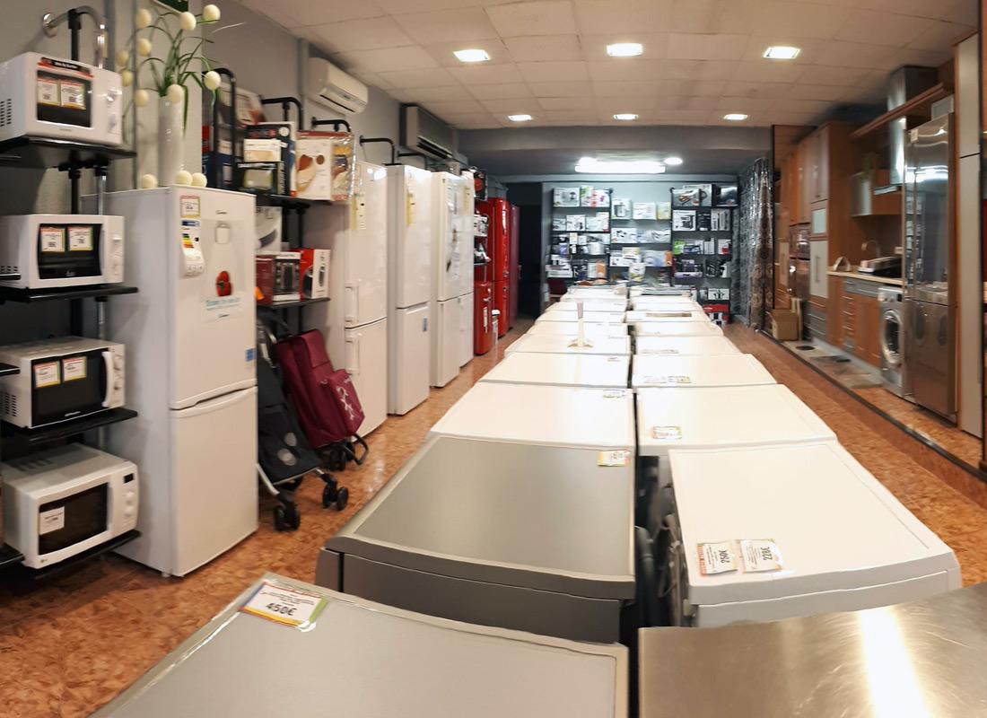 ACEAR. Electrodomésticos Pina, Zaragoza.