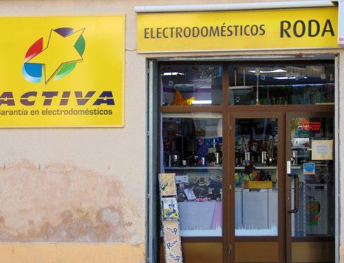 ELECTRODOMÉSTICOS RODA