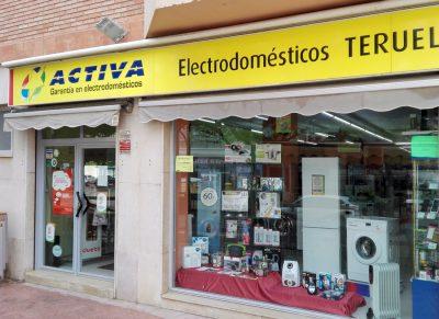 ACEAR. Electrodomésticos Teruel, Teruel.