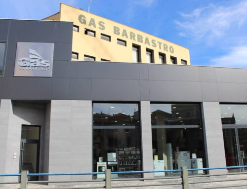 GAS BARBASTRO