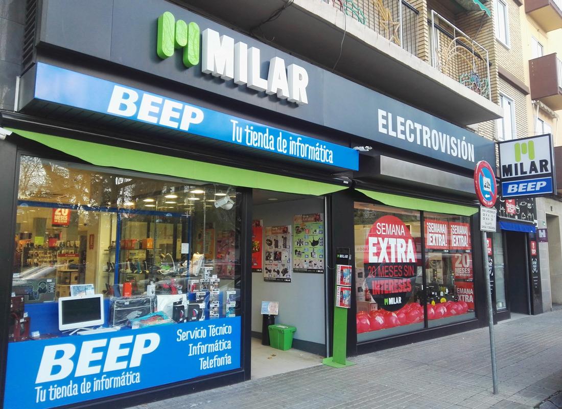 Milar electrovisión. Huesca