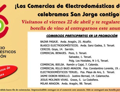"Promoción botella de vino ""Particular Garnacha 2015"" Teruel"